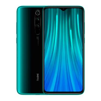 Смартфон Xiaomi Redmi Note 8 Pro 6/64GB green Global version