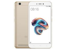 Смартфон Xiaomi Redmi 5A 16GB Gold Золотистый