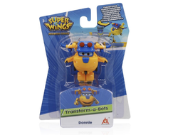 Мини-трансформер Auldey Super Wings Донни (команда Спасателей), EU730012