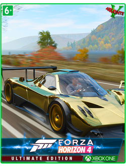 Forza Horizon 4 Ultimate Edition(XBOX ONE)