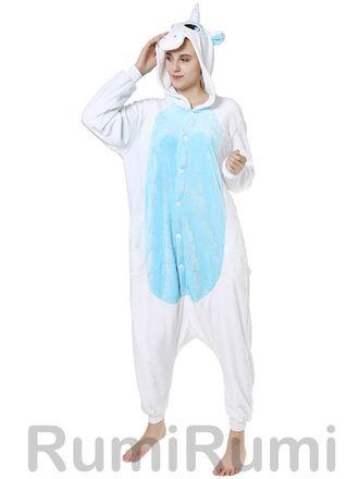 Пижама кигуруми Единорог Голубой купить по цене 2090 рублей f0c7593b1e00f