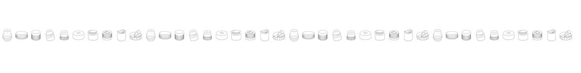 Пластиковые крышки и колпачки в ассортименте
