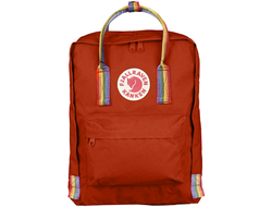РЮКЗАК FJALLRAVEN KANKEN RAINBOW DEEP RED