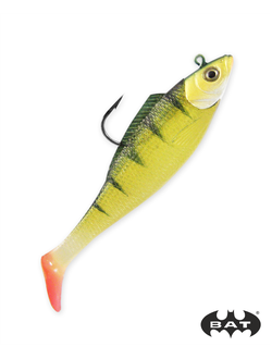 BAT CRAZY BAIT(PLB130) 130mm цвет #FB