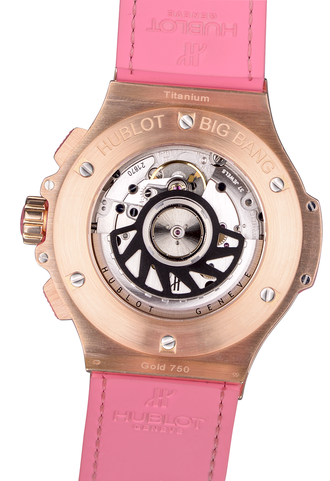 Hublot Big Bang Tutti Frutti Rose