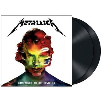 METALLICA - Hardwired…To Self-Destruct 2-LP