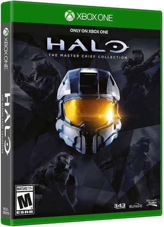 Игра для Xbox Halo The Master Chief Collection