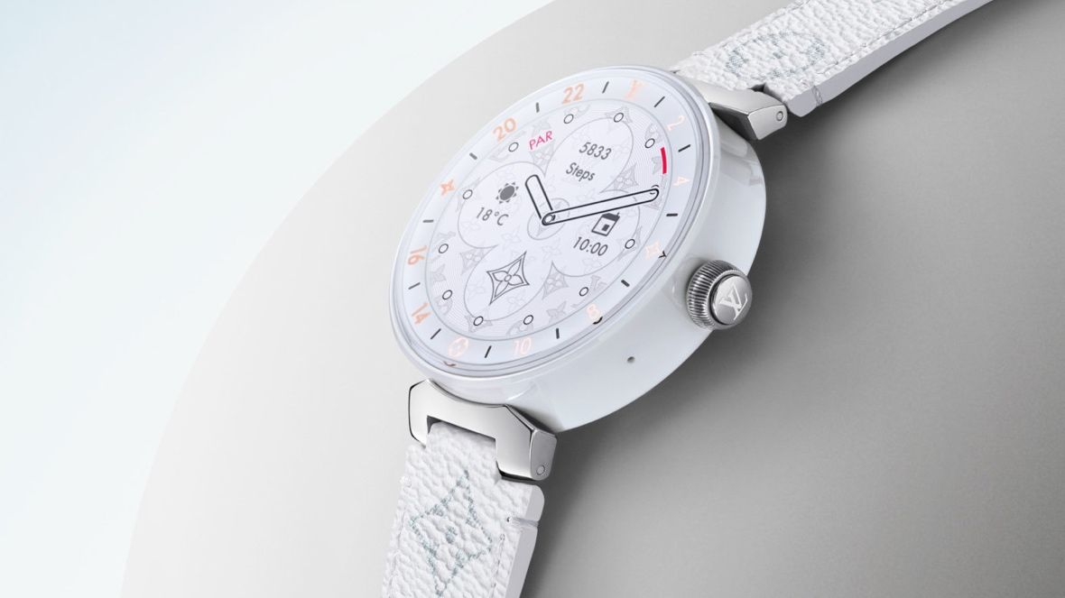 Встречаем Louis Vuitton Tambour Horizon в версии 2019 года!
