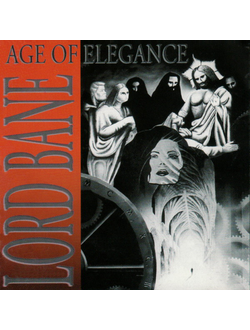 Lord Bane - Age Of Elegance LP colored
