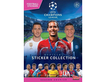 "Альбом для наклеек TOPPS ""UEFA Champions League 2019/20 (Лига Чемпионов УЕФА 2019/2020 год)"""