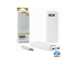 POWER BOX 20000 mAh PRODA 2usb/дисплей