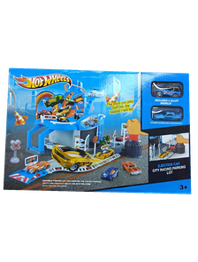Парковка HOT WHEELS  (NEW)