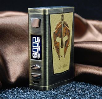 Боксмод Smokjoy Gladiator 200W (ОРИГИНАЛ)