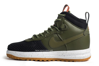Nike Lunar Force 1 Duckboot мужские Green 2