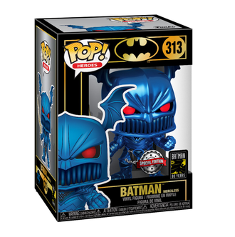 Фигурка Funko POP! Vinyl: DC: Batman 80th: Batman (Merciless)