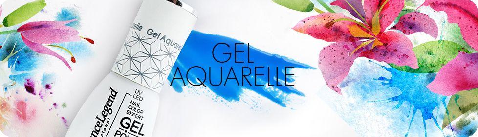 Гель лаки Gel Aquarelle