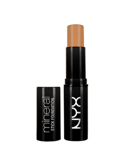 Крем-пудра в стике  NYX Mineral Stick Foundation 09 Caramel