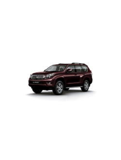 Toyota Land Cruiser Prado 150 Series 2009 – 2013