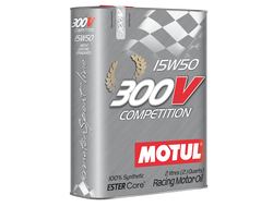 Масло моторное MOTUL 300V Competition 15W-50 2л 104244