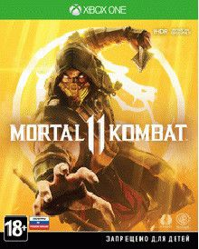 Игра для Xbox One  Mortal Kombat 11