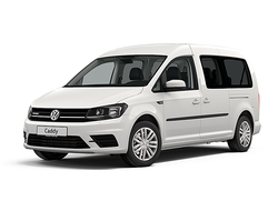 Чехлы на Volkswagen Caddy IV (с 2015)