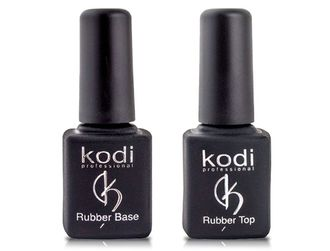 Kodi Rubber Base и Rubber Top Gel