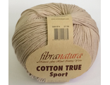 Fibranatura Cotton True Sport 107-14 бежевый