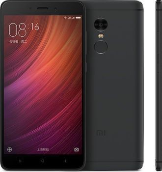 Смартфон Xiaomi Redmi Note 4X 64Gb+4Gb черный