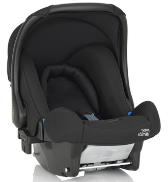 Britax Roemer Baby-safe plus flame red