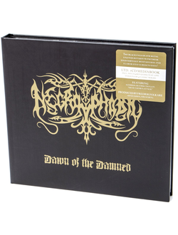 NECROPHOBIC - Dawn Of The Damned 2-CD Mediabook