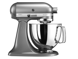Миксер Artisan, хромовый металлик, 5KSM150PSEMC, KitchenAid