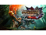 Monster Hunter Generations Ultimate Nintendo Switch (англ )