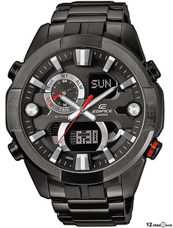 Часы Casio Edifice ERA-201BK-1A