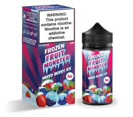 FRZ Fruit monster Mixed berry 100мл 3мг