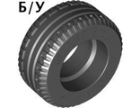 ! Б/У - Tire 30.4 x 14 Solid, Black (58090 / 4500518 / 4550937) - Б/У