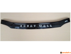 Great Wall SA220 2009–2010 дефлектор капота