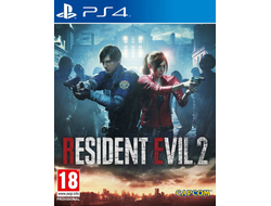 Игра для ps4 Resident Evil 2: Remake