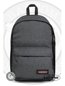 Рюкзак для города Eastpak Back to Work Black Denim