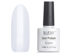 Гель-лак Shellac Bluesky №80520/40520 Mother of Pearl, 10мл.