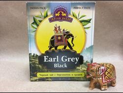 Чай черный с бергамотом и грушей Эрл Грей (Earl Grey) Indian Bazar, 200 гр