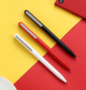 Набор ручек XIaomi Pingnuo gel pen kit