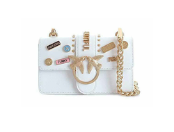 Pinko Love Mini Bag LIMOUSINE WHITE