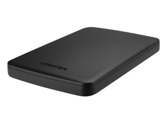 Внешний жёсткий диск Toshiba Canvio Basics 2.5 500GB 3.0 Black HDTB305EK3AA_TC-2