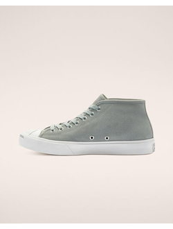 Кеды Converse Colors Suede Jack Purcell серые