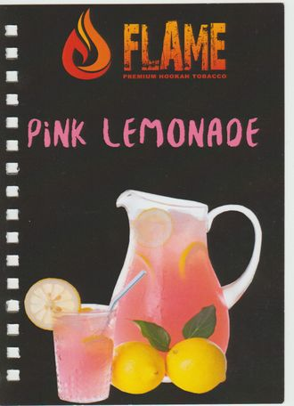 Табак для кальяна Flame (Pink Lemonade) 100 гр