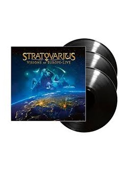 Stratovarius - Visions of Europe - Live 3-LP