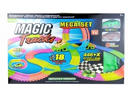 Magic tracks 446 деталей