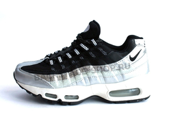 Кроссовки Nike Air Max 95  White/Black