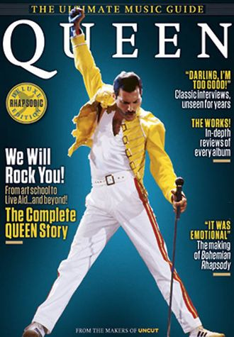Queen The Ultimate Music Guide From The Makers Of Uncut Magazine, Зарубежные журналы