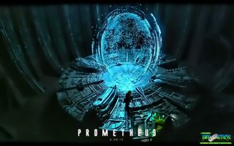 Прометей (Prometheus) Blu-ray Disc